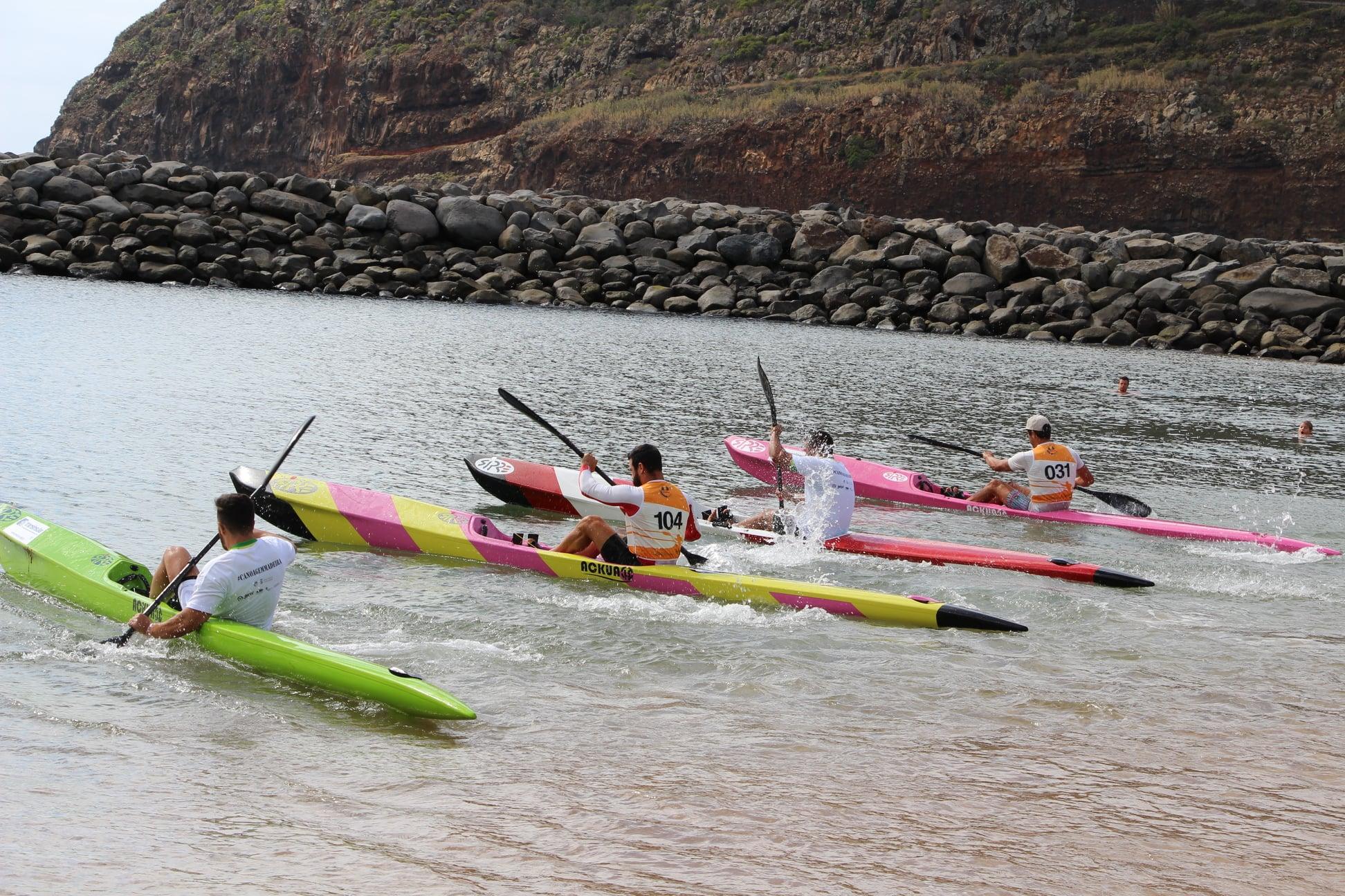 ESCOLAS SURFSKI DE CANOAGEM
