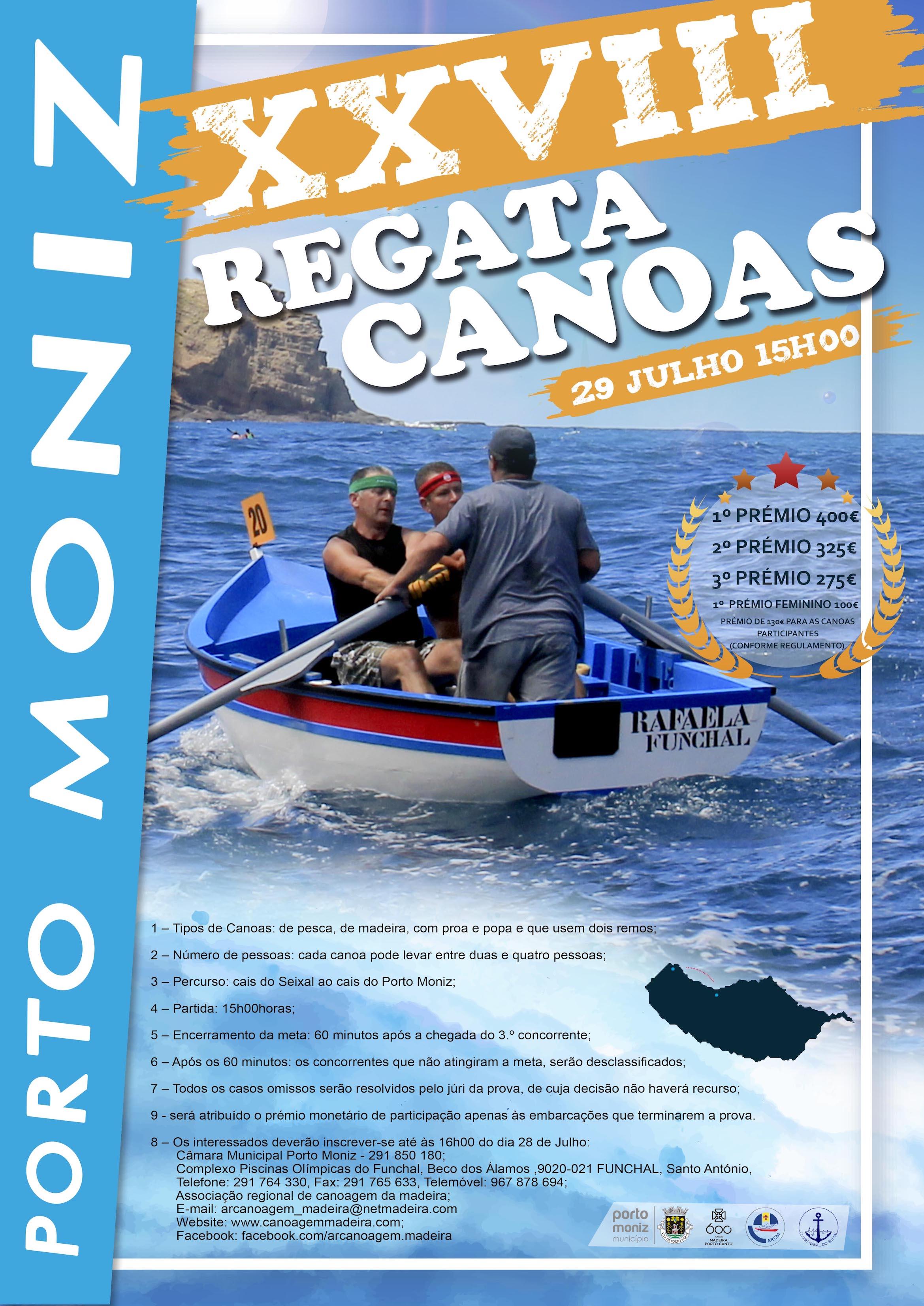 XXVIII Regata Canoas Norte/Semana Mar